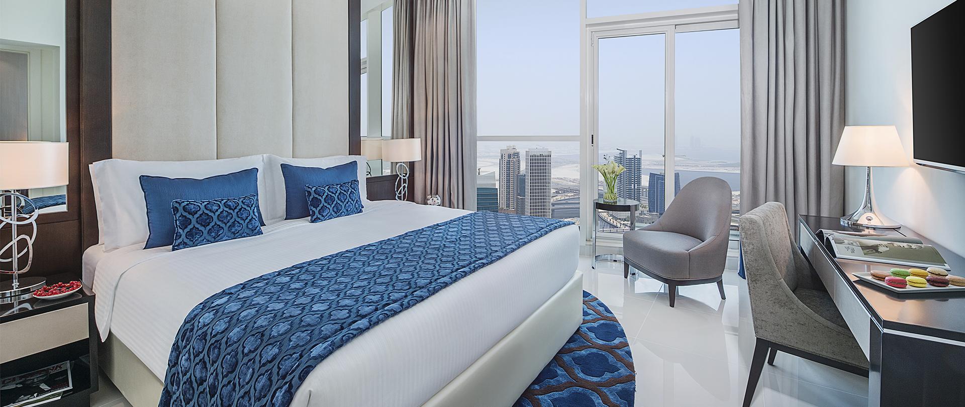 Hotel Apartments In Dubai Damac Maison